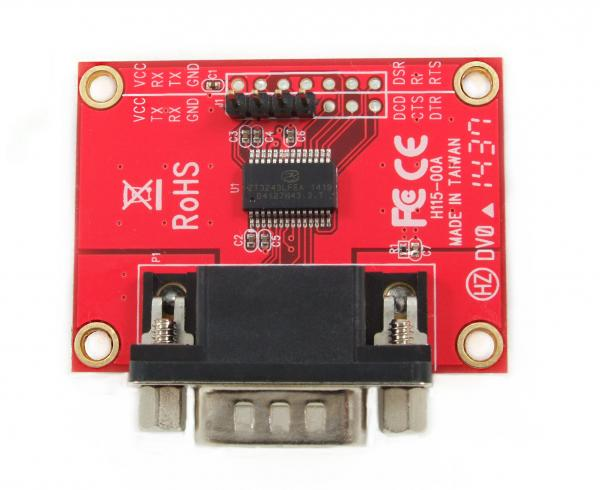 Serial To Parallel Converter Circuit besides Arduinoadk R Front Px together with Ft Adapter together with Connecting also Product. on serial port to usb converter
